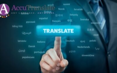 Corporate Translation Completed Within Time Period Stated at High Standard